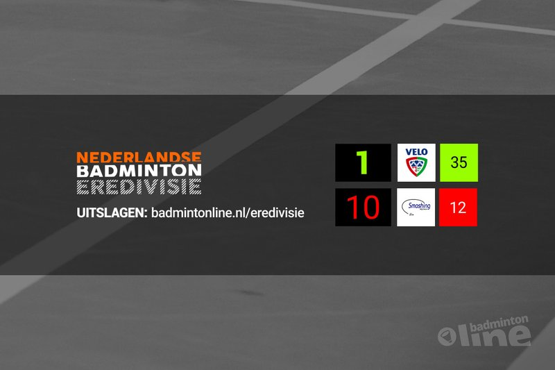 Tussenstand Nederlandse Badminton Eredivisie: hevige strijd om vijfde plek in kampioenspoule - badmintonline.nl