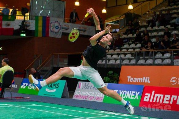 Vooruitblik mannenenkel Yonex Dutch Open 2018 - René Lagerwaard