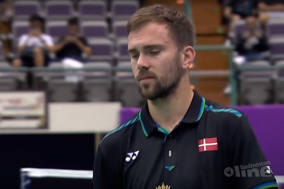 Aderlating voor Dutch Open 2018 toernooiorganisatie: Deense topper Jan O Jorgensen zegt af - BWF / YouTube