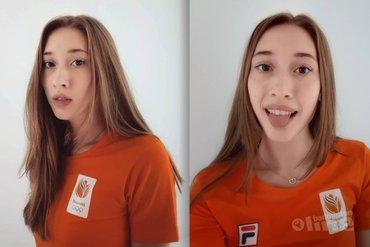 Madouc Linders en Dennis Koppen in actie bij Youth Olympic Games 2018