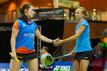 Nederlandse badmintonners succesvol tijdens Dutch Open in Almere