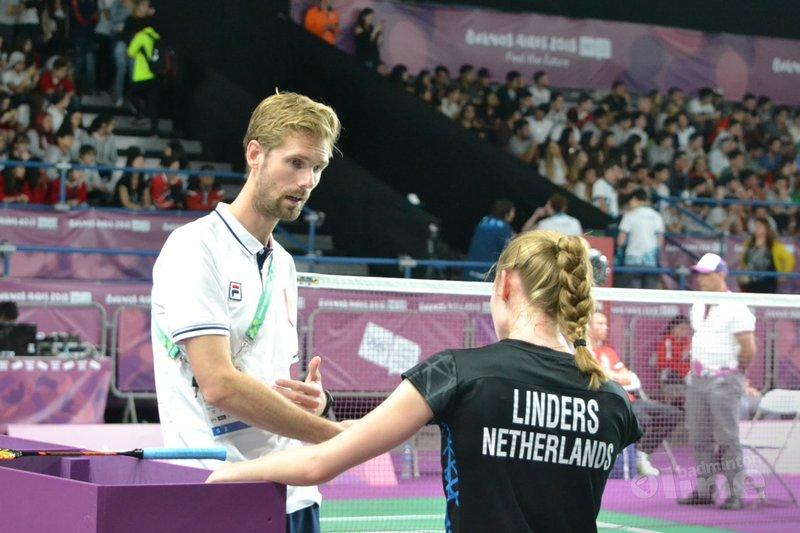 Youth Olympic Games 2018 dagverslag: Madouc Linders vestigt hoop op teamwedstrijd - NOC*NSF