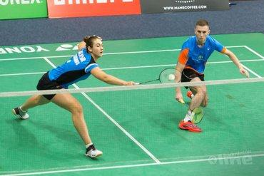 Yonex Dutch Open: drie Nederlandse kwartfinales in gemengddubbel