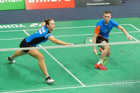 Yonex Dutch Open: drie Nederlandse kwartfinales in gemengddubbel - René Lagerwaard
