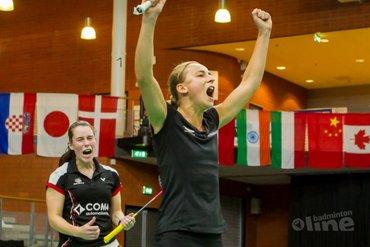 Topbadmintonner Mark Caljouw naar halve finales op Yonex Dutch Open in Almere