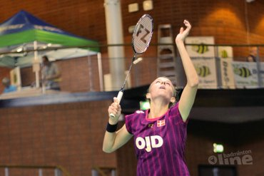 Deense favoriet Mia Blichfeldt opent finalezondag Yonex Dutch Open 2018
