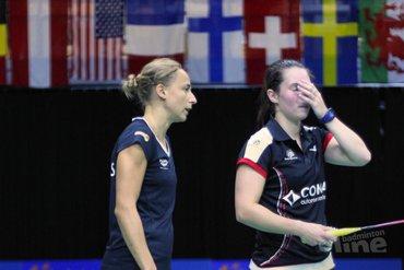 Badmintonsters Piek en Seinen geven stunt geen vervolg