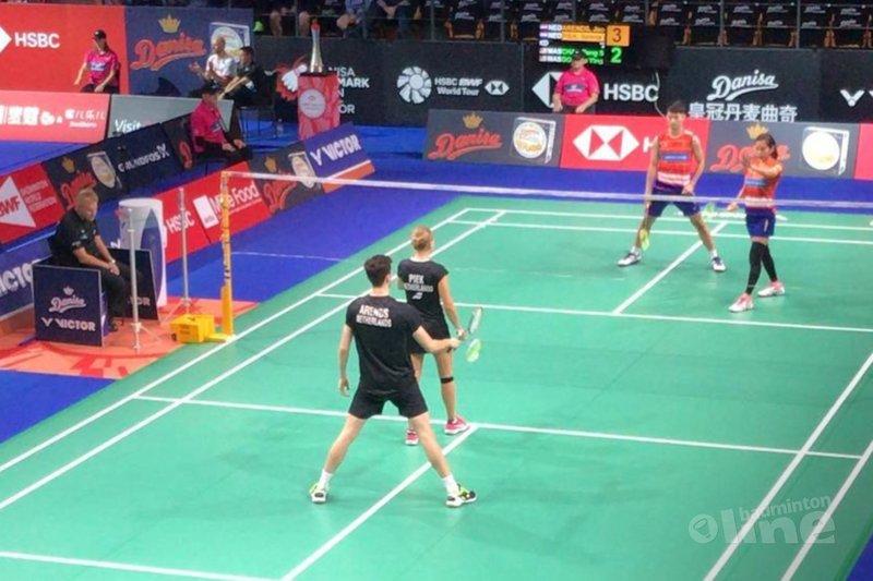 Zware eerste dag Denmark Open 2018 voor Oranje-ploeg - Badminton Nederland