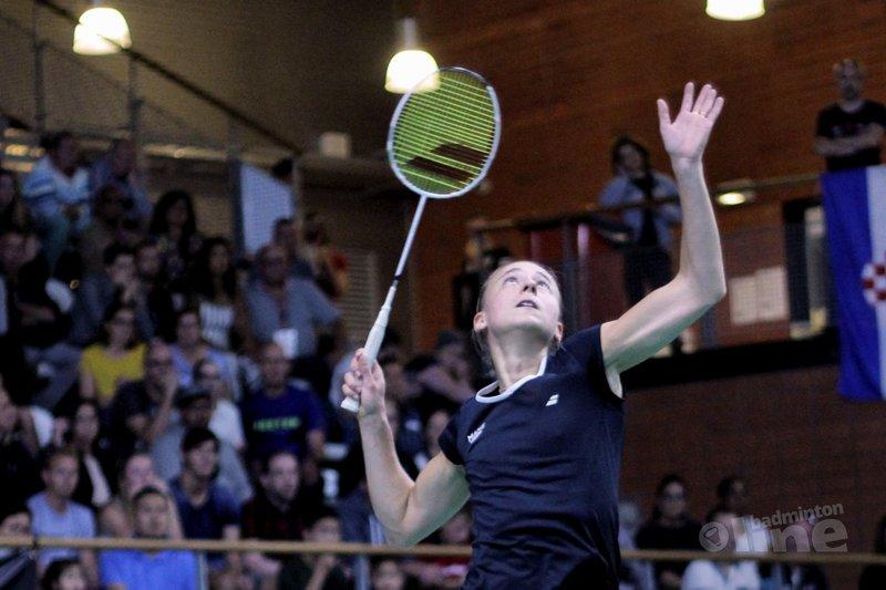 Selena Piek slaat French Open 2018 in Parijs over - badmintonenzo.net
