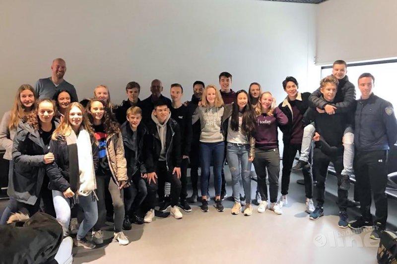 Grote groep jeugdbadmintonners naar Finland - Badminton Nederland