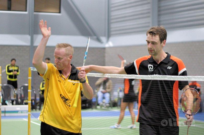 Almere bindt ook landskampioen Duinwijck aan de zegekar - badmintonenzo.net