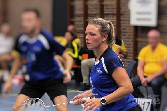 Smashing pakt punt tegen koploper VELO in Nederlandse Badminton Eredivisie - badmintonenzo.net