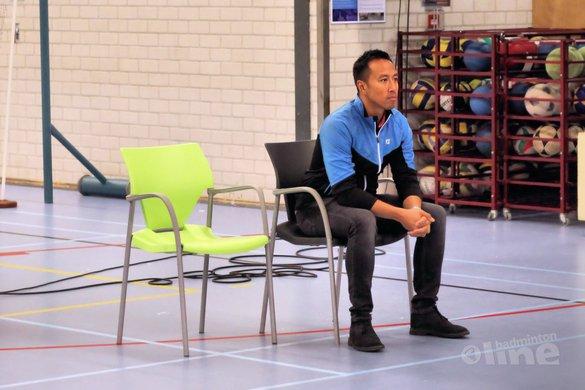 Dicky Palyama weg bij TFS Barendrecht - badmintonenzo.net