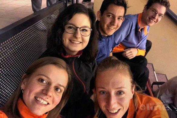 Badmintonnieuws vanuit Rodez: het EK Parabadminton 2018 in Frankrijk - Joshua Donker