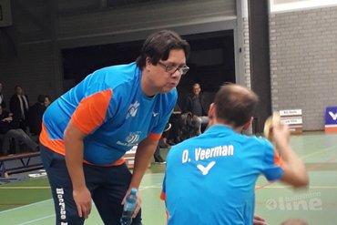 Hoornse plaatst zich voor kampioenspoule in Nederlandse Badminton Eredivisie