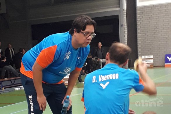 Hoornse plaatst zich voor kampioenspoule in Nederlandse Badminton Eredivisie - Hoornse BV