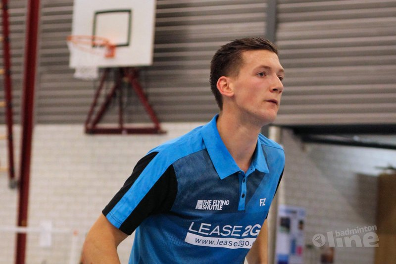 Hekkensluiter TFS Barendrecht met 2-6 ten onder tegen DKC - badmintonenzo.net