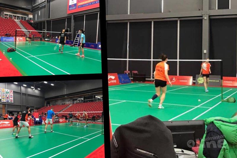 Individuele toernooi Wereld Jeugdkampioenschappen 2018 in Markham van start - Badminton Nederland / badmintonline.nl