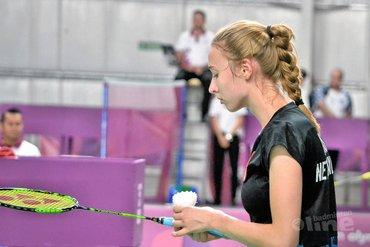 Badmintontalent Madouc Linders door bij individuele toernooi WJK Badminton 2018