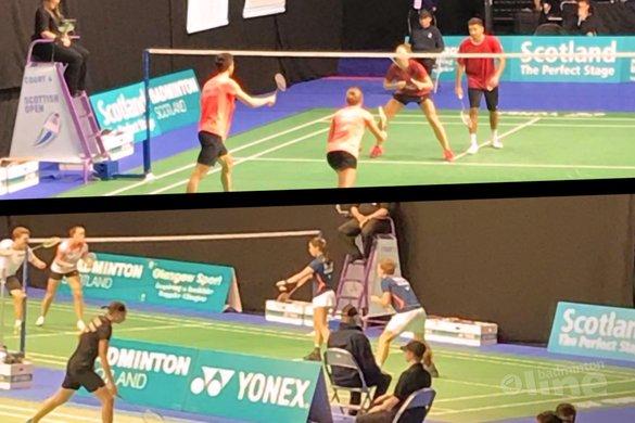 Scottish Open 2018: Nederlandse gemengddubbels naar kwartfinales - Badminton Nederland