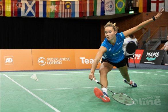 Solotrip naar Koreaanse Gwangju voor badmintonexpat Soraya de Visch Eijbergen - Alex van Zaanen