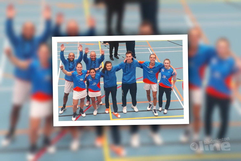 Hoornse speelt gelijk tegen DKC eerste ronde kampioenspoule