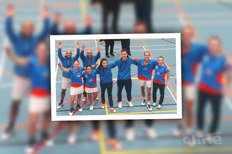 Hoornse speelt gelijk tegen DKC eerste ronde kampioenspoule - Hoornse BV
