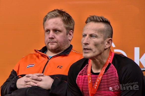 Bondscoach Kent Madsen vertrekt; Ruud Bosch interim-bondscoach Badminton Nederland - NOS.nl