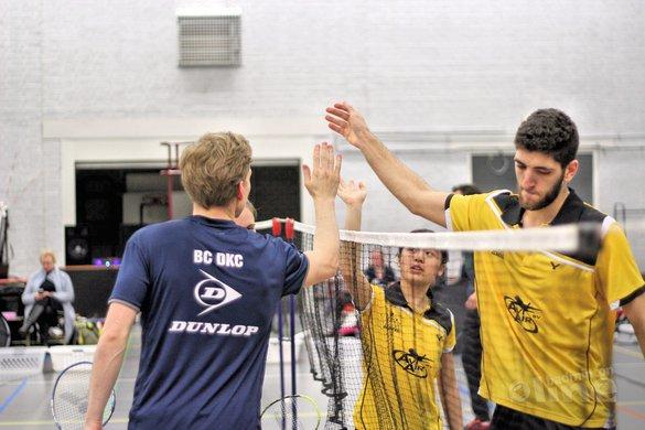 Ruime nederlaag voor Almere bij DKC - badmintonenzo.net