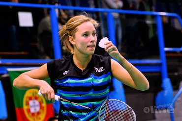 Happy Ending of the Year in Milaan voor topbadmintonner Soraya de Visch Eijbergen?
