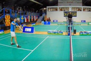 Nederlandse kwalificatiespelers succesvol bij Italian International badmintontoernooi