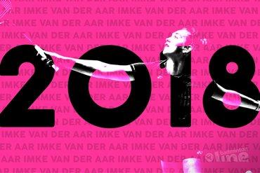 Badmintonner Imke van der Aar houdt gemengde gevoelens over aan 2018