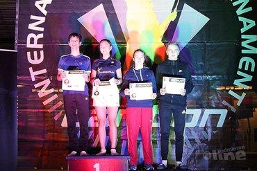 Buitenlandse hegemonie op Carlton International Youth Tournament 2018