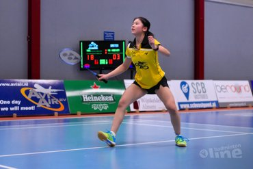 Verlies voor Almere tegen VELO in Nederlandse Badminton Eredivisie