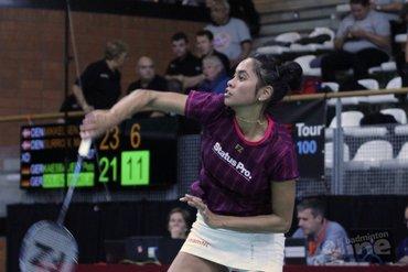 Badmintonvlogger Gayle Mahulette tweede geplaatst bij Estonian International 2019