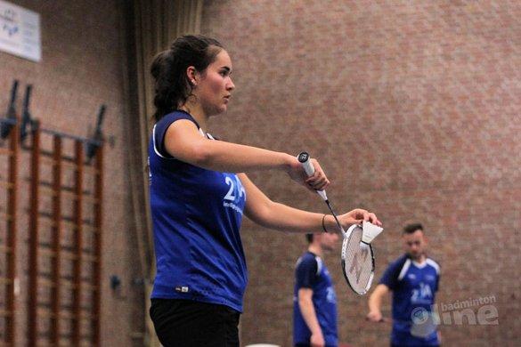Geen succesvol dubbelweekend voor Smashing - badmintonenzo.net