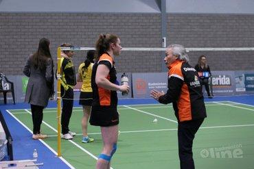 Nederlandse Badminton Eredivisie finaleplaats voor Almere uit zicht