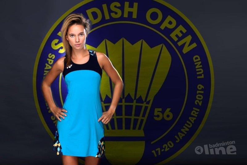 Topbadmintonner Soraya de Visch Eijbergen beoogd finaliste in Zweden - badmintonline.nl / Michael Loos / Yonex Benelux / Badminton Sweden