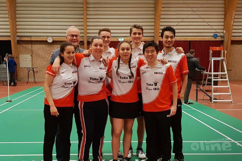 Drop Shot op drempel Nederlandse Badminton Eredivisie