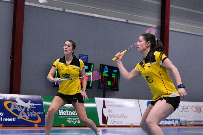 Almere laat DKC ontsnappen in Nederlandse Badminton Eredivisie - badmintonenzo.net