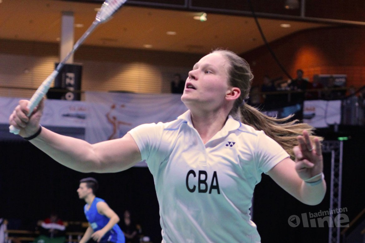 Pro shuttler Iris Tabeling reflects on the Swedish International 2019