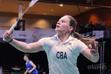 Dutch badminton player Iris Tabeling bows out of international badminton