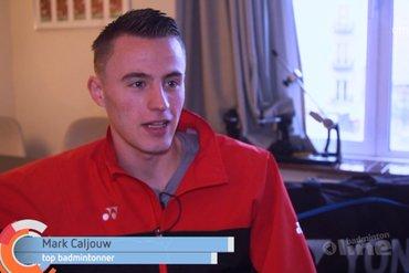 Badmintonner Mark Caljouw (23) is ster in India: Het was een groot avontuur