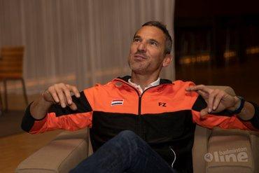 Vroege 1 april grap? Victor Anfiloff terug als technisch directeur Badminton Nederland