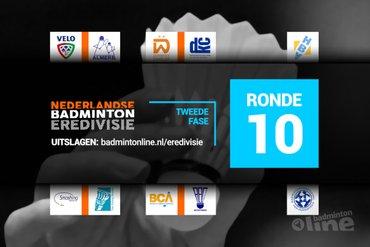Spannende ontknoping Nederlandse Badminton Eredivisie