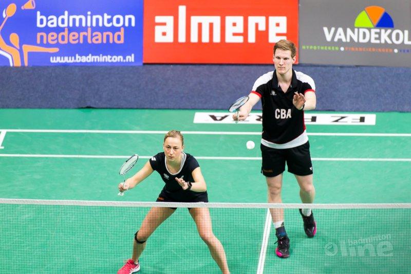 Favorieten eenvoudig naar kwartfinales FZ Forza NK Badminton 2019 - René Lagerwaard