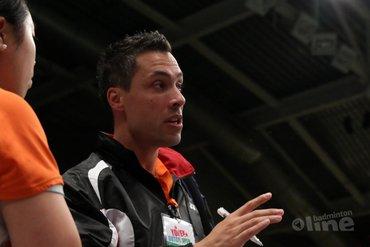 Oud-bondscoach Rune Massing stelt zich voor als hoofdtrainer eredivisieclub Amersfoort