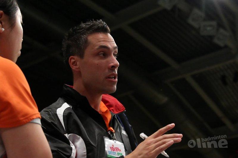 Oud-bondscoach Rune Massing stelt zich voor als hoofdtrainer eredivisieclub Amersfoort - Alex van Zaanen