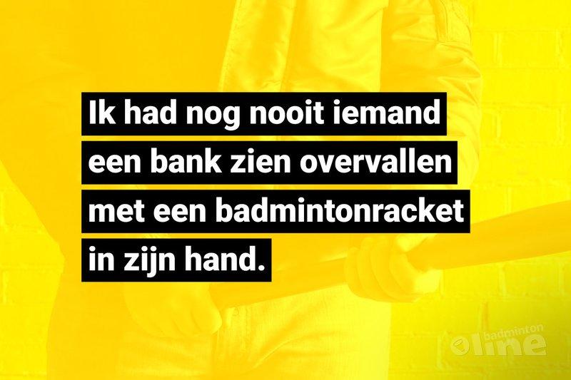 Nico Dijkshoorn: ik haatte badminton - badmintonline.nl