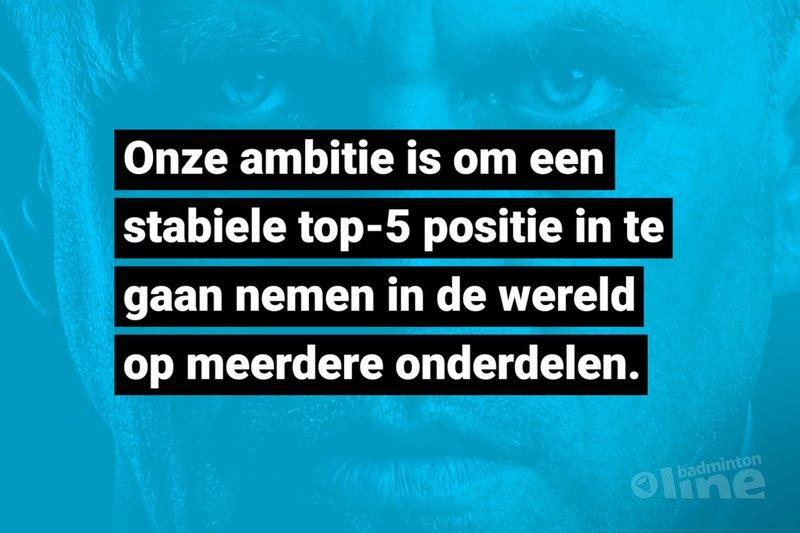 Victor Anfiloff: Er komt geen nieuwe bondscoach bij Badminton Nederland - badmintonline.nl